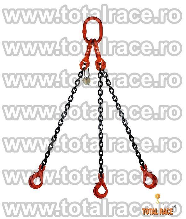 Dispozitive lant pentru ridicat sarcini cu diferite tonaje si lungimi de lant