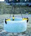 Dispozitiv clesti tuburi BTG 50-180 mm 3 tone