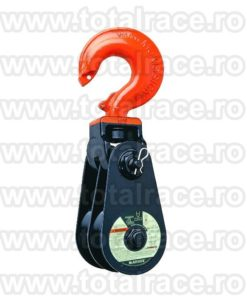 Snatch Block with Hook&Latch BB 408