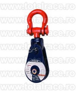 Snatch Block with Shackle BB 419 Crosby