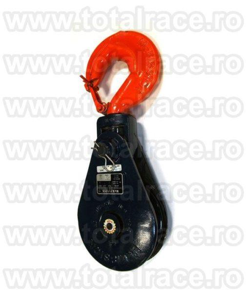 Snatch Block with Hook&Latch BB 420 Crosby